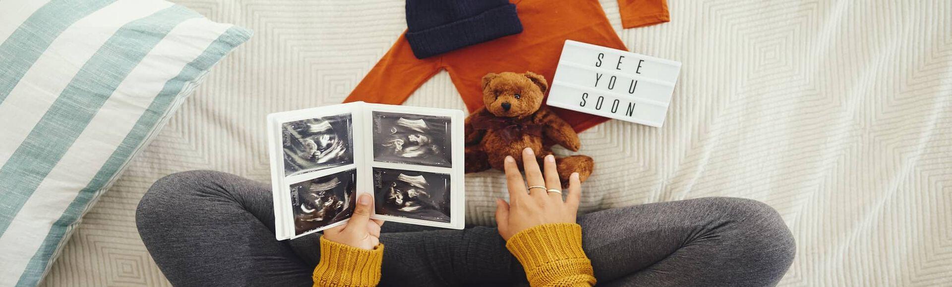 Disfrutando todas las etapas del embarazo