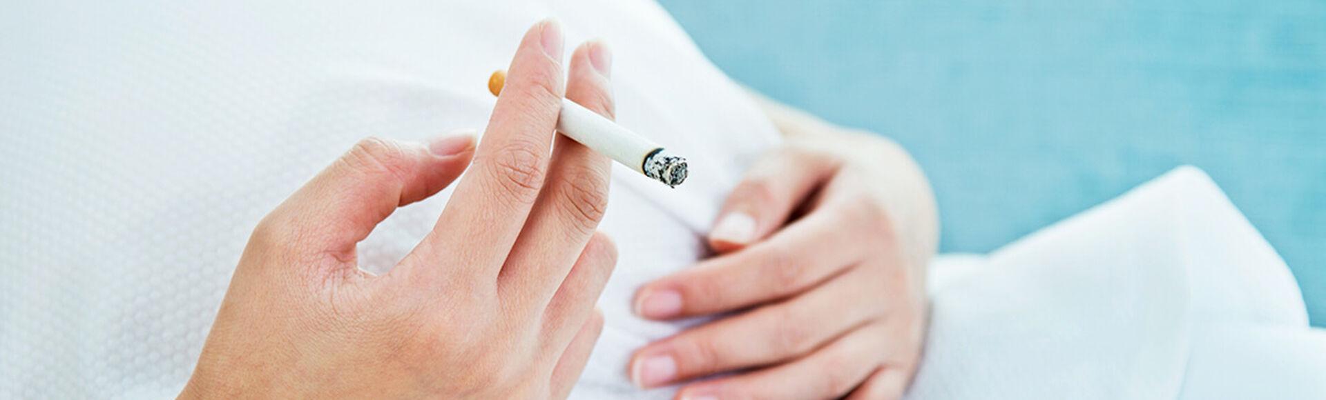 Efectos del cigarrillo en tu embarazo | Más Abrazos by Huggies