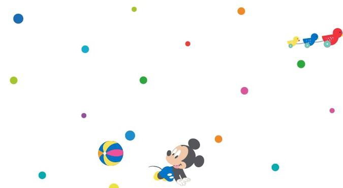 Hermosa Caja de regalos | Mickey & Minnie