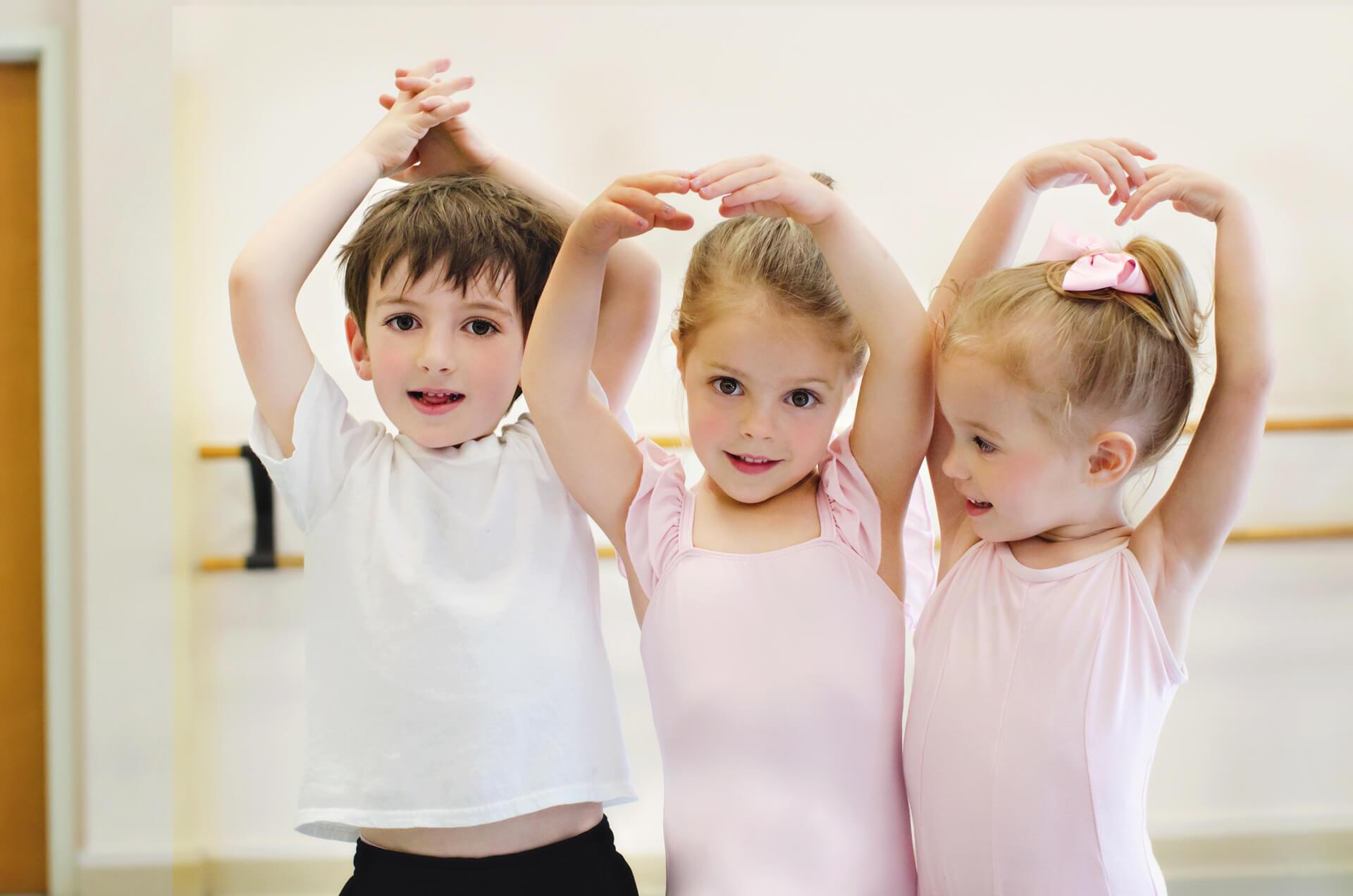 El baile en las actividades para tu bebé