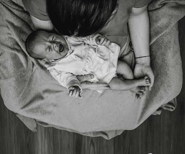Reconociendo el llanto de mi bebé